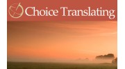 Choice Translating